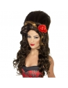 Perruque Amy Winehouse - Rehab | Accessoires