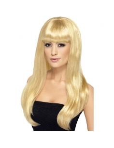 Perruque babelicious blonde   Accessoires