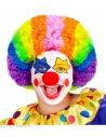 Perruque Clown en sachet