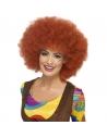 Perruque afro années 60 auburn | Accessoires