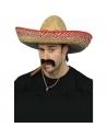 Sombrero en paille extra large + corde | Accessoires