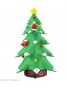 Sapin de Noël Gonflable et Lumineux de 183 cm