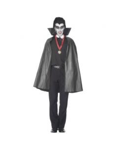 Cape vampire noire pvc | Accessoires