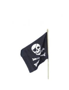 Drapeau pirate noir et blanc | Accessoires