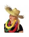 Chapeau paille hawaïen | Accessoires