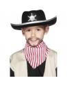 Chapeau shérif enfant noir | Accessoires