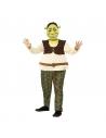 Déguisement Shrek - Garçon (combinaison avec cerceau et masque en Eva)
