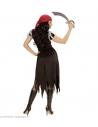 Déguisement pirate femme (robe, bandana)
