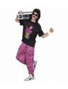 MODE ANNÉES 80 (T-shirt, pantalon baggy)