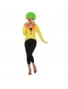 Veste femme queue-de-pie clown