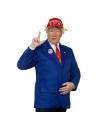 Déguisement homme président américain