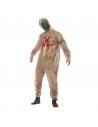 Déguisement de zombie scientifique (combinaison et masque)