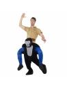 Costume piggyback porté par un gorille