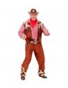 COWBOY (veste, chemise, pantalon, ceinture, bandana)