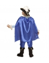 PRINCE CHARMANT (manteau, pantalon, ceinture, couvre-bottes, cape, chapeau)