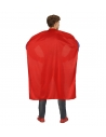 SUPER HERO MUSCLE  HOMME OU GARCON (chemise muscles, cape)