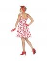 MODE 50's (robe avec jupon)
