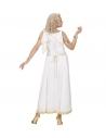 Déguisement déesse grecque blanc (robe, couronne de laurier)