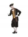"""""""NOBLE VENITIEN"""" (veste longue avec jabot, pantalon, chapeau)"""