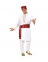 Déguisement Hindou Homme (tunique, pantalon, ceinture, turban)