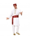 """""""DANSEUR HINDOU"""" (tunique, pantalon, ceinture, turban)"""