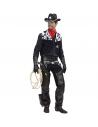 """RODEO COWBOY"" (gilet, chaps, ceinture, bandana)"