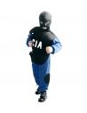 """""""SPECIAL POLICE"""" (gilet pare-balles, pantalon, ceinture avec étui, masque)"""