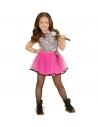 Déguisement POP STAR enfant  (robe)