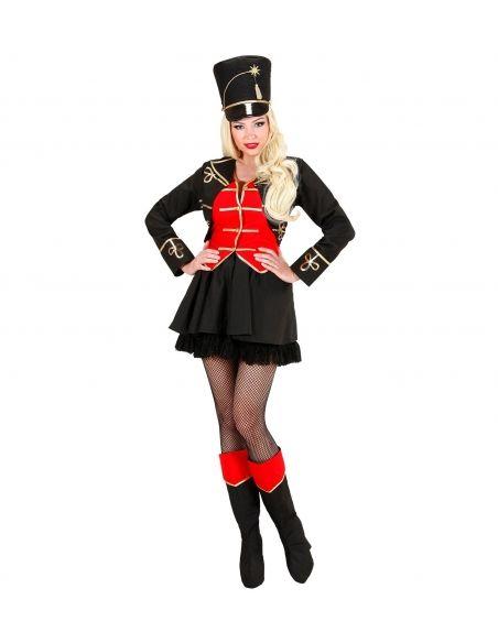 veste dompteur cirque femme