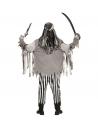 PIRATE DU BATEAU FANTOME (chemise avec squelette apparent, veste, pantalon, bandana, cache-oeil)