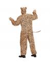Déguisement Tigre Peluche Adulte (combinaison avec capuche/masque)