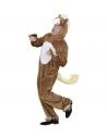 Déguisement cheval adulte mixte (combinaison à capuche avec masque)