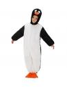 PINGOUIN ENFANT (combinaison à capuche/masque)