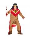 Déguisement Indien Taureau Sauvage Enfant (casaque, pantalon, bandeau)
