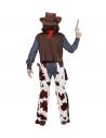 COWBOY ADULTE OU ENFANT (gilet, jambières, chapeau, bandana)