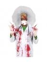 Déguisement Médecin Sanglant Homme ou Femme (blouse ensanglantée)