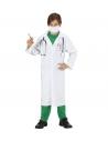 Déguisement docteur enfant (blouse, masque)