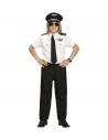 PILOTE (chemise, cravate, pantalon,chapeau)                          ,