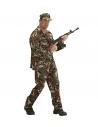 Déguisement Soldat Homme (veste, pantalon, casquette)