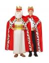 ROI/BIBLIQUE (cape, couronne)