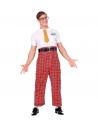 INTELLO (combinaison, ceinture, cravate, lunettes)