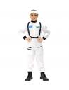 Déguisement Cosmonaute Blanc Garçon (combinaison)