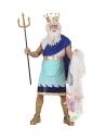 POSEIDON (tunique, ceinture avec bande, couronne)