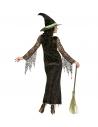 SORCIERE (robe avec pierre, chapeau)