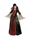 Déguisement chatelaine vampire (robe avec jupon crinoline)