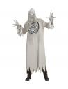 Déguisement Fantôme Hurlant Homme (tunique à capuche, gants, masque)