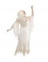 Déguisement femme fantôme blanc (robe)