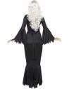 Déguisement Femme Vampire de minuit (robe longue noire)