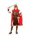 """""""HERCULE ENFANT"""" (tunique avec armure, ceinture, cape, bracelets, protège-jambes, bandeau)"""