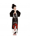 """GEISHA ENFANT"" (kimono, ceinture, peignes)"